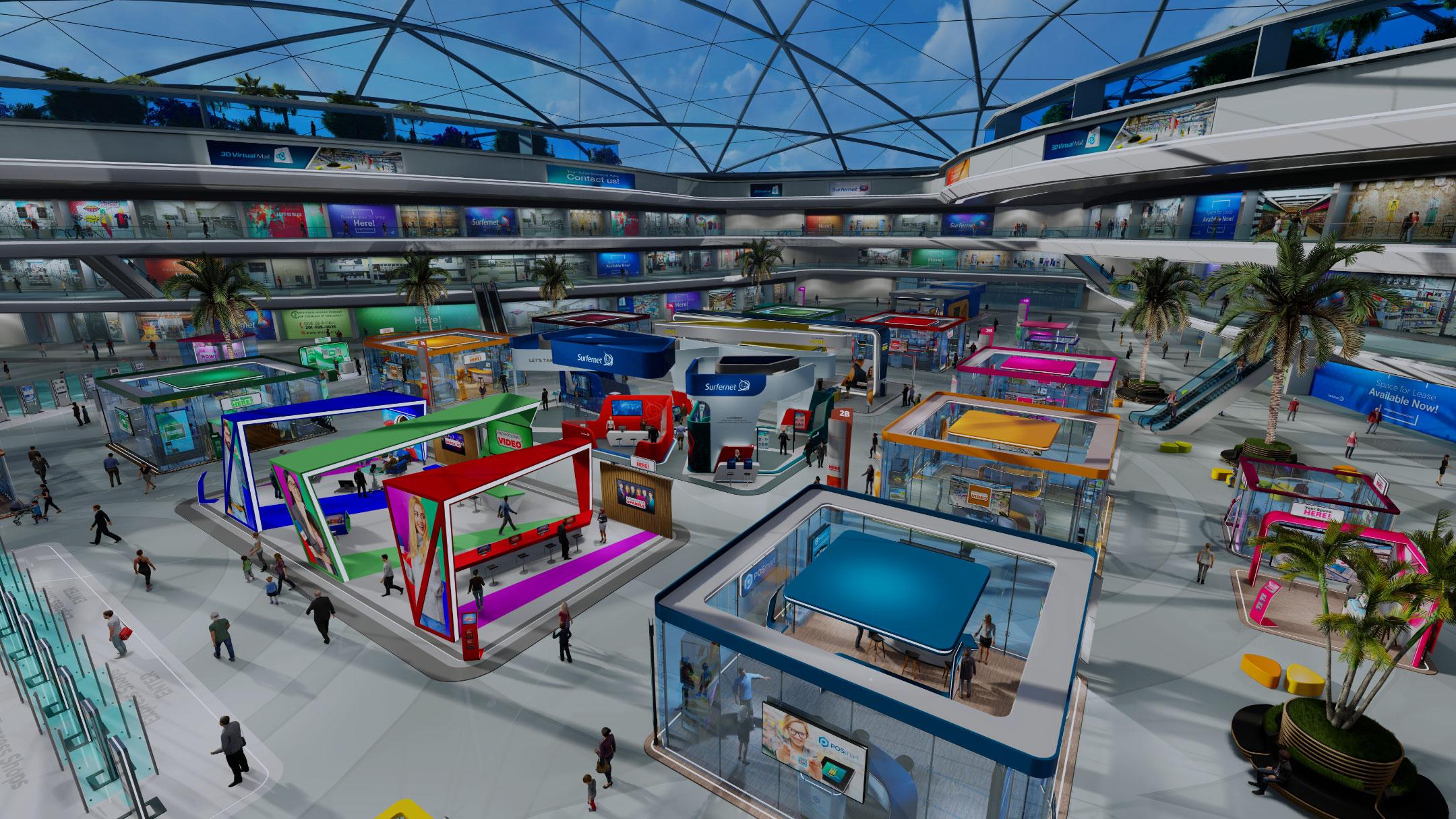 3D Oceania Mall